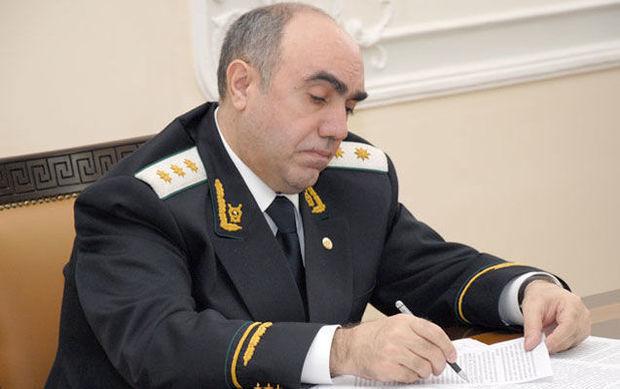 Zakir Qaralov Gəncəyə yeni prokuror təyin etdi