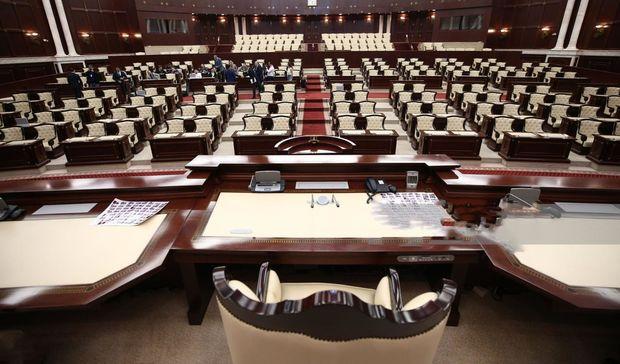 Milli Məclisin yeni sədri seçildi