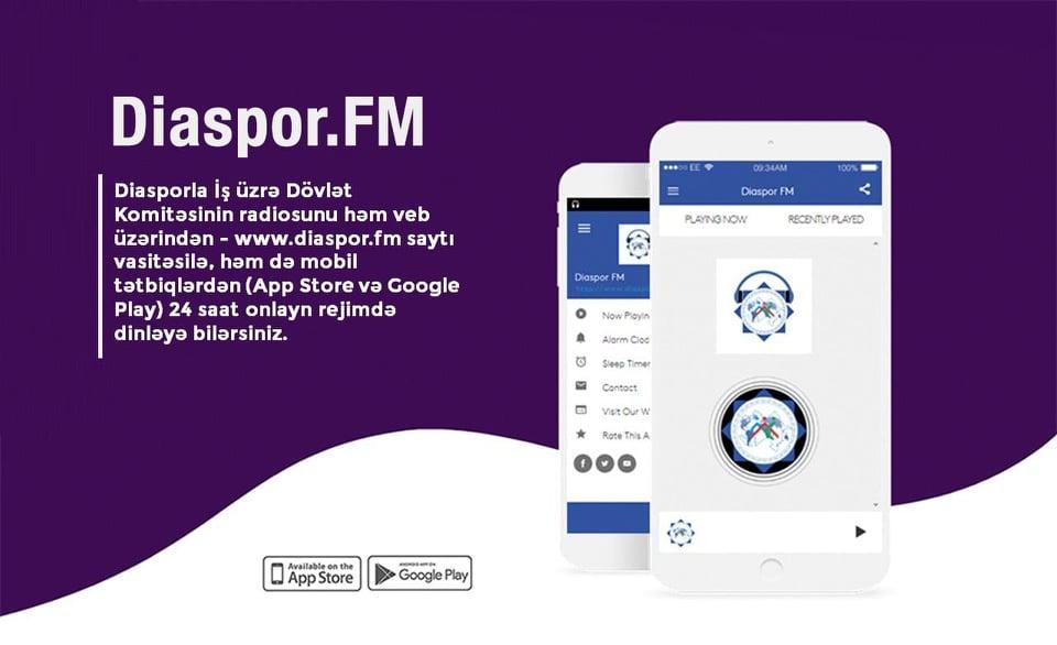 28 may Respublika günü ərəfəsində dünya azərbaycanlıları üçü  yeni radio proqramlarına start verilir