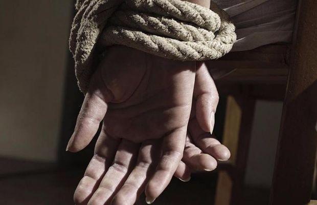 Bakıda adam oğurluğu edən dəstənin üzvü tutuldu