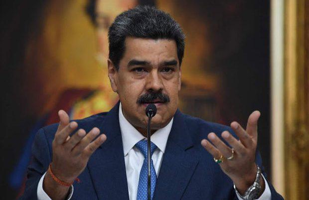 """Maduro: """"ABŞ 20 milyon təklif etdi, ancaq bir dollar belə gəlmədi"""""""