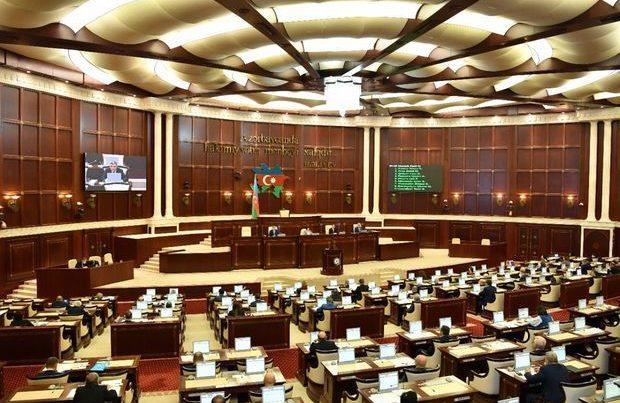 Parlamentin iclasının vaxtı dəyişdirildi