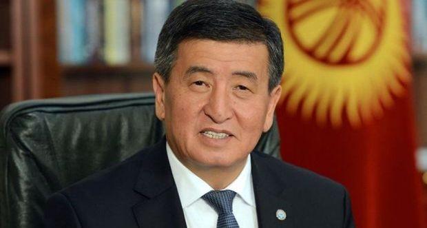 Qırğızıstan hökuməti buraxıldı