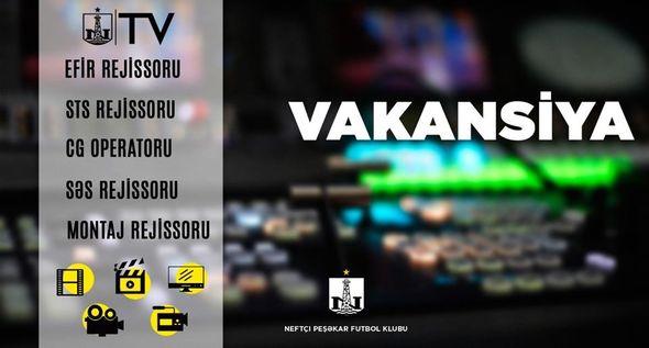 Azərbaycanda yeni TV açılır – FOTO