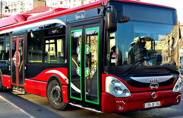Avtobuslarda kondisionerlərin qoşulmasına qərar verildi