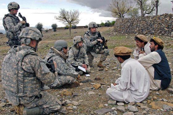 """Tramp Rusiyanın """"Taliban""""la işbirliyi""""nə münasibət bildirdi"""