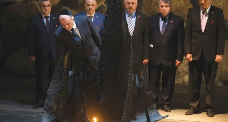 İsrail və Azərbaycan – Sarsılmaz strateji tərəfdaşlıq