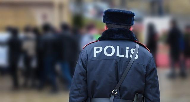 Yasamalda qadını təhqir edən polis işdən çıxarıldı