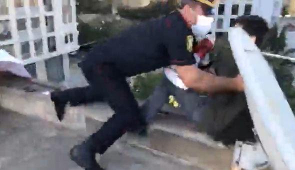 Qiyas İbrahimov sərbəst buraxıldı – VİDEO