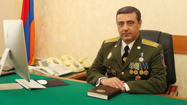 Ermənistan Milli Təhlükəsizlik Xidmətinin direktoru istefa verdi