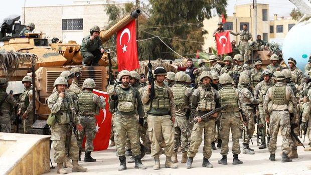 Türkiyə ordusu terrorçulara qarşı yeni əməliyyata başladı