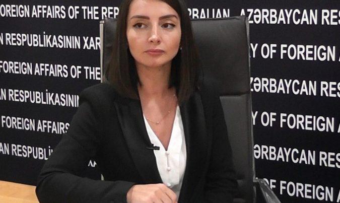 Leyla Abdullayeva AP üzvlərinin birgə bəyanatına münasibət bildirib