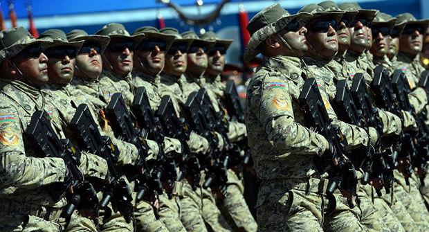 Azərbaycan Ordusu 102 yaşını qeyd edir