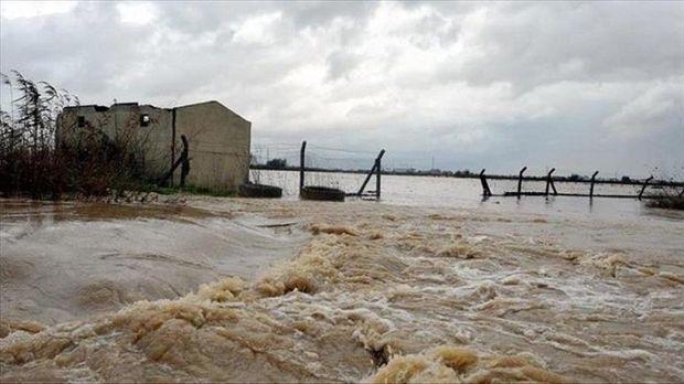 Fiziki məhdudiyyətli qızın evini sel basdı: Boğularaq öldü