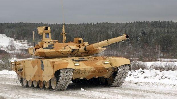 Misir Rusiyadan 500 döyüş tankı alacaq