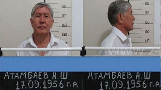 Qırğızıstanın sabiq prezidenti Atambayevə hökm oxundu