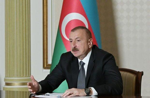 İlham Əliyev Dünya Bankının yeni vitse-prezidenti ilə videokonfrans keçirdi – FOTO