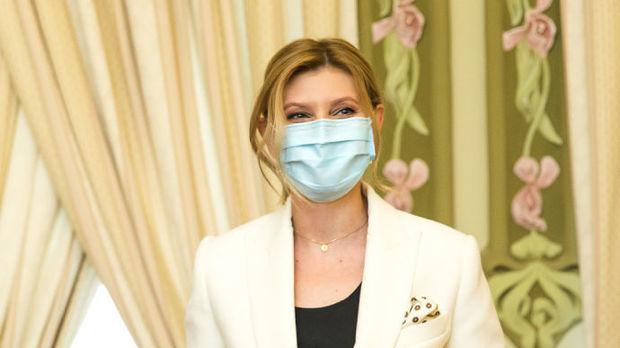 Ukrayna prezidentinin xanımında koronavirus aşkarlandı