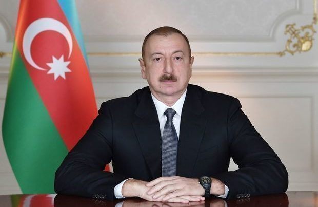 """Prezident onu """"Dostluq"""" ordeni ilə təltif etdi"""