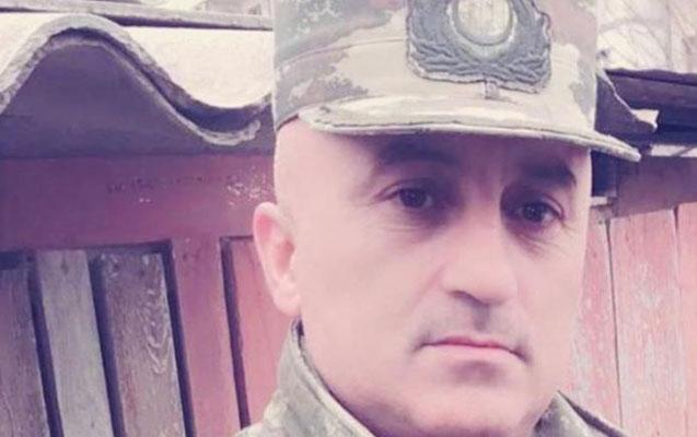 Şəhid mayor Novruzov – Foto