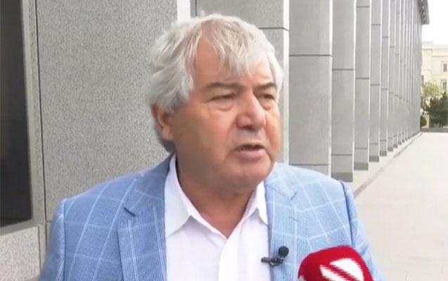 """""""Mənə mesajlar gəldi ki, niyə Sabir Rüstəmxanlı burada yoxdur?"""""""