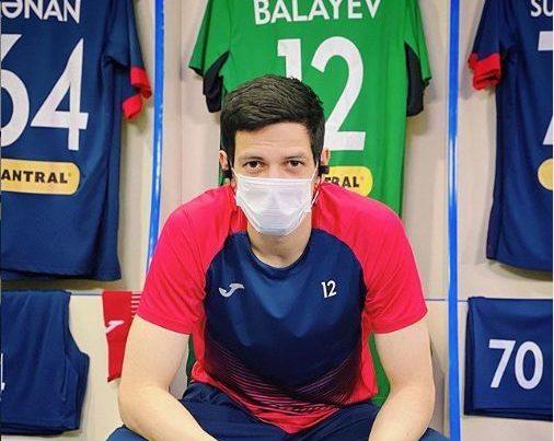 """Millimizin əsas qapıçısı rəsmən """"Qarabağ""""da – FOTO"""