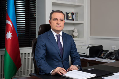 Ceyhun Bayramov XİN rəhbəri təyin edildi