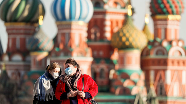 Moskvada koronavirusa yoluxma hallarının sayı kəskin azalıb