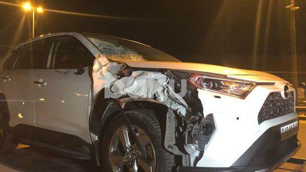 Hacıqabulda avtomobil aşdı: Ata öldü, oğul yaralandı