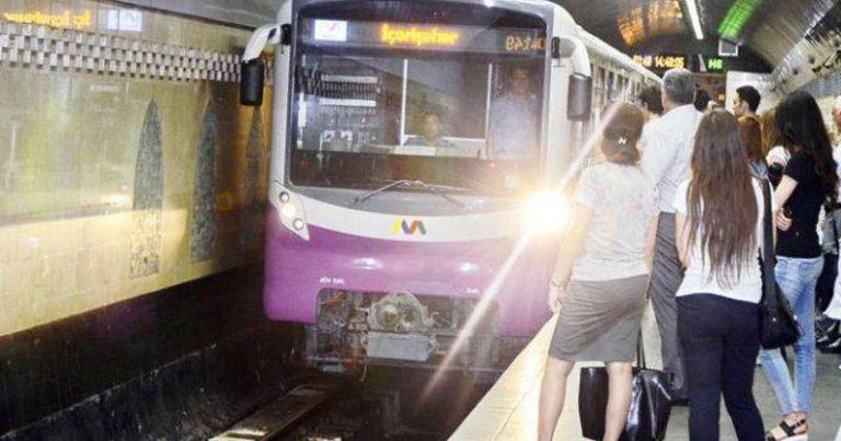 Metronun bağlanmasının əsas səbəbi açıqlandı