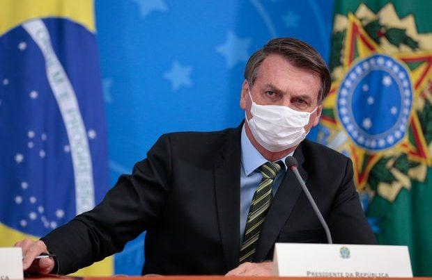 Braziliya prezidentinin koronavirus testi yenidən müsbət çıxdı