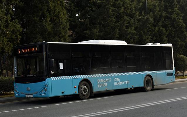 Avtobus sürücülərinin əlavə ödəniş iddiası ilə bağlı – Açıqlama