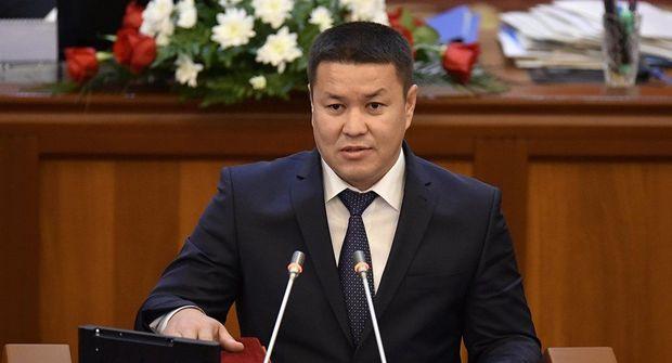 Qırğızıstan parlamentində yeni spikerin adı məlum oldu