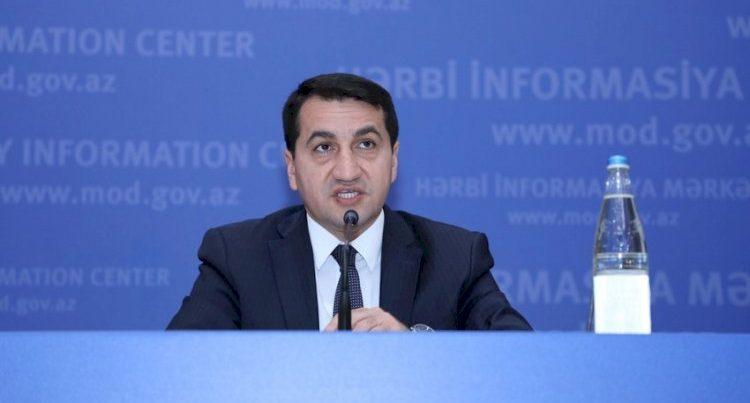 Prezidentin köməkçisi xarici diplomatlarla Tərtər və Ağdamda – FOTO