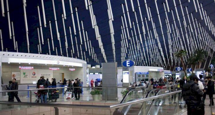 Çində hava limanının 14 min əməkdaşı karantinə alındı