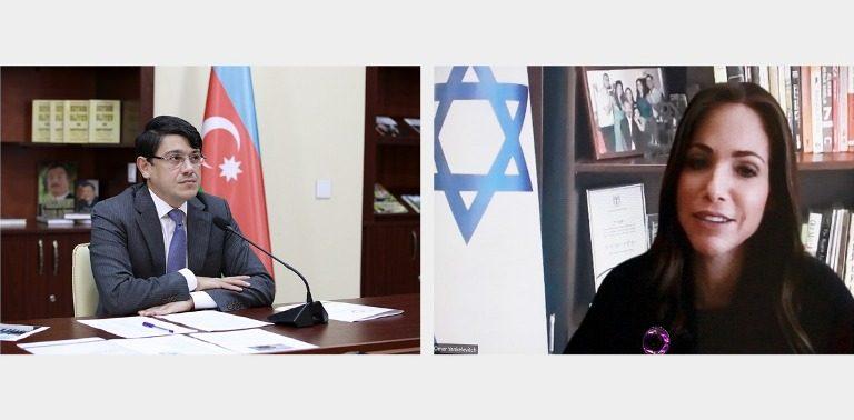 """İsrailli  nazir: """"Dinc əhalinin  bombardman edilməsinin nə demək olduğunu bilirik və sizin yanınızdayıq"""""""