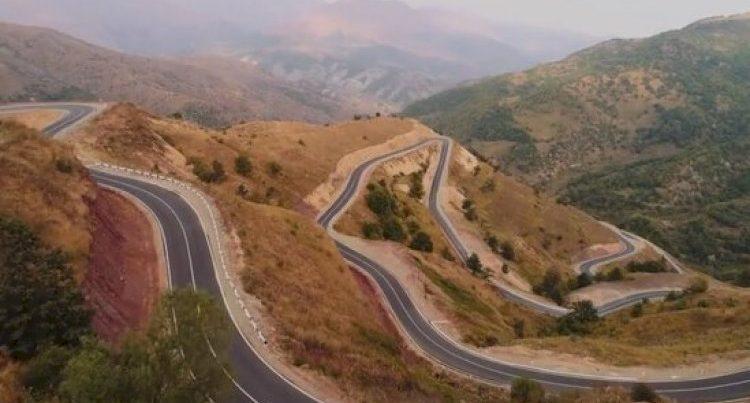 Xankəndi-Şuşa-Laçın yolu açıq elan edildi –VİDEO