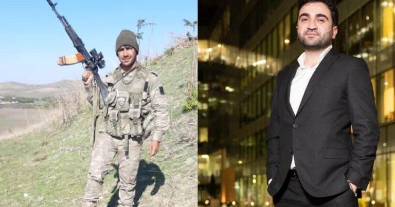 Moskvada yaşayan Azərbaycanlı iş adamı Zabitimizin banka olan borcunu bağladı