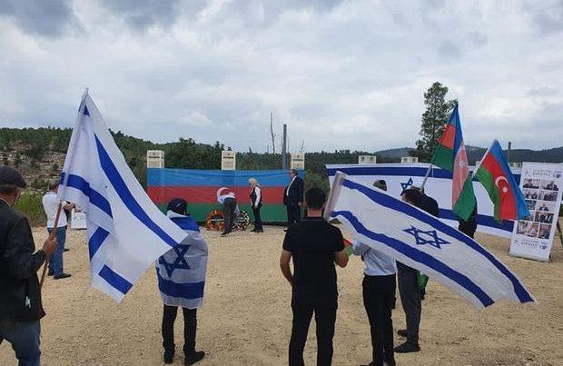 İsraildə erməni terrorunun qurbanları yad edilib – FOTO