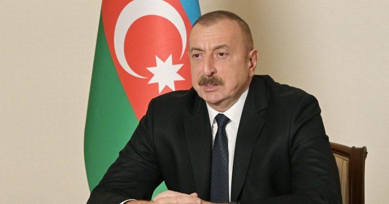 """Azərbaycan Prezidenti: """"Ermənistan ordusundan fərarilik edənlərin sayı 10 mini ötüb"""""""
