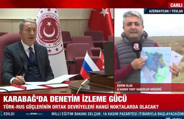 Qarabağda Rusiya və Türkiyə hərbçiləri harada yerləşdiriləcək? – VİDEO