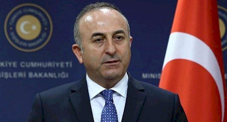 """""""Bu, işğal siyasətinə dəstək deməkdir"""" – Mövlud Çavuşoğlu"""