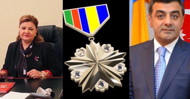 Beynəlxalq Alyans Tənzilə Rüstəmxanlını qızıl medalla təltif edib