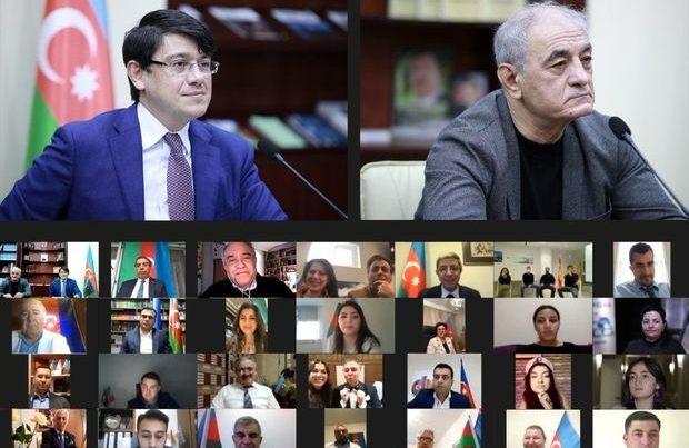 """Dünya azərbaycanlıları """"Bir olaq, Qarabağa dəstək olaq!"""" deyir"""