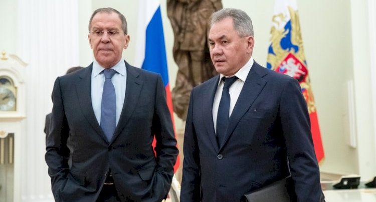 Rusiyalı nazirlər Ermənistana gedib