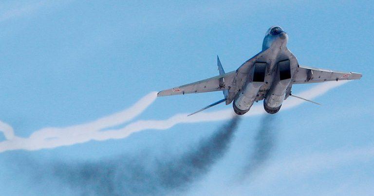 """Hindistanın """"MiQ-29"""" qırıcısı qəzaya uğrayıb"""