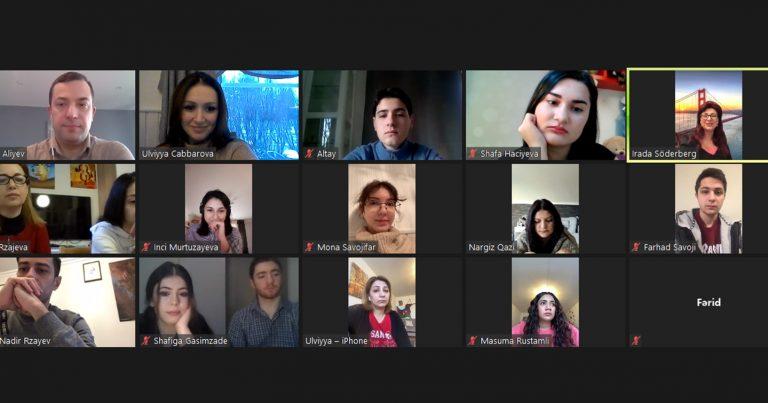 Skandinaviya Azərbaycanlıları Koordinasiya Şurası yeni layihələri müzakirə edib