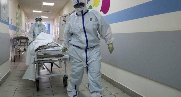 Rusiyada son sutka ərzində 552 nəfər koronavirusdan ölüb