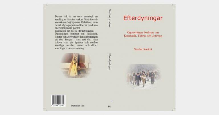 İsveçdə Azərbaycan həqiqətlərindən bəhs edən kitab nəşr olunub