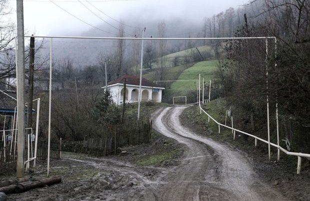 Lerikin iki ucqar kəndinə qaz verildi – FOTO